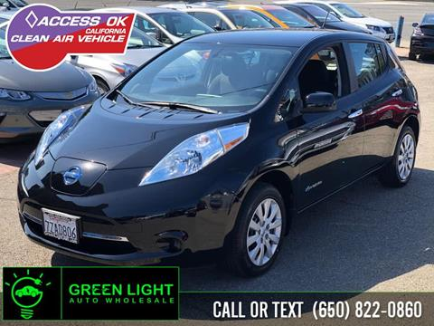 2017 Nissan LEAF for sale in Daly City, CA