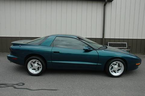 1995 Pontiac Firebird for sale in Windham, NH