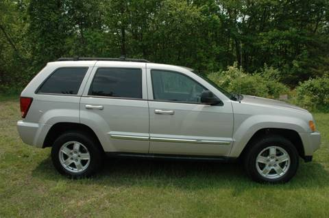 2007 Jeep Grand Cherokee for sale in Windham, NH