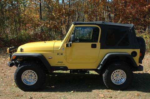 2005 Jeep Wrangler for sale in Windham, NH