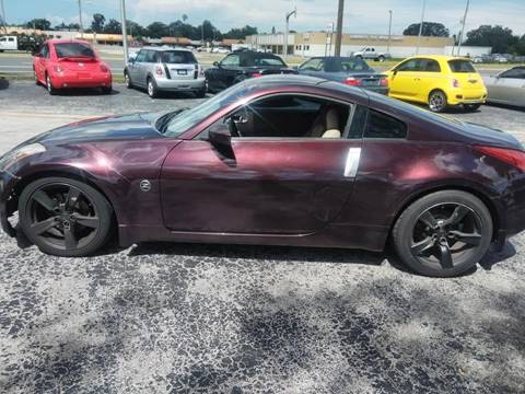 2003 Nissan 350Z for sale in New Port Richey, FL