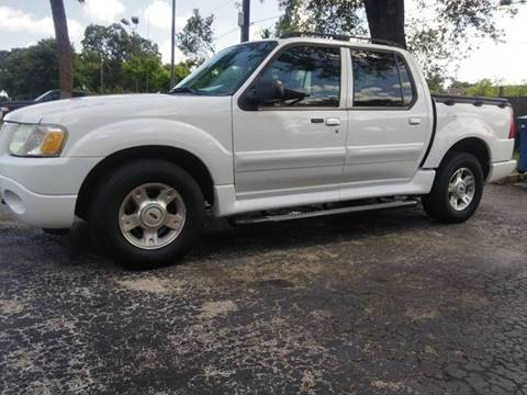 2004 Ford Explorer Sport Trac for sale in New Port Richey, FL