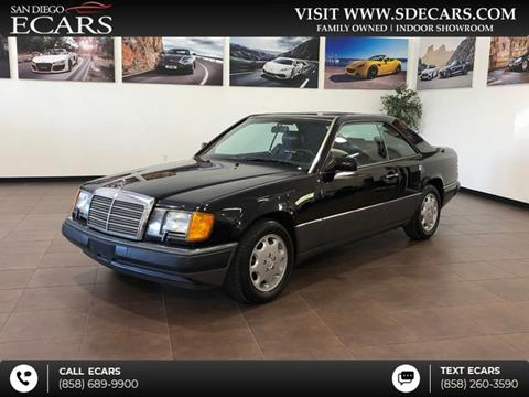 1993 Mercedes-Benz 300-Class for sale in San Diego, CA