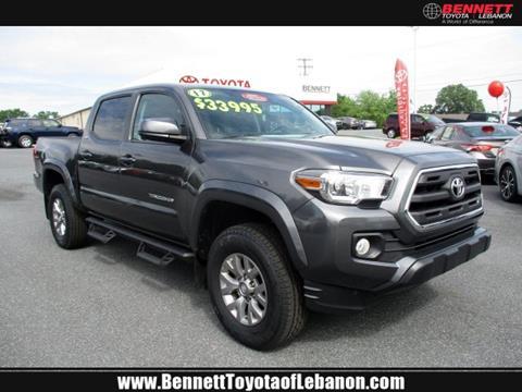 Toyota Lebanon Pa >> 2017 Toyota Tacoma For Sale In Lebanon Pa