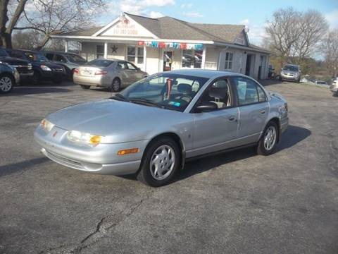 2002 Saturn S-Series for sale in York, PA