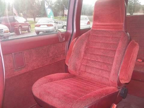 1990 GMC Safari