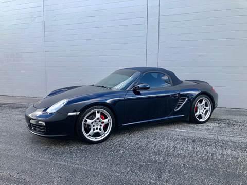 2005 Porsche Boxster S for sale at PRESTIGE AUTO OF USA INC in Orlando FL