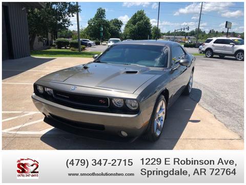 2010 Dodge Challenger for sale in Springdale, AR