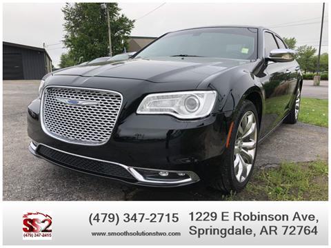 2017 Chrysler 300 for sale in Springdale, AR