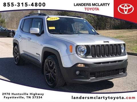 2018 Jeep Renegade for sale in Fayetteville, TN