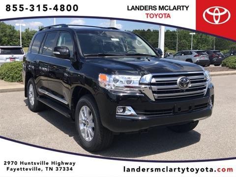 Kendall Toyota Eugene >> New Toyota Land Cruiser For Sale - Carsforsale.com®
