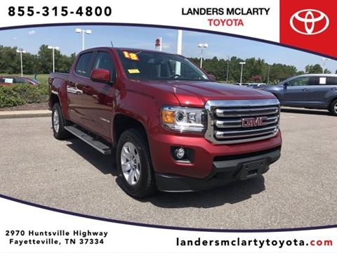 2018 GMC Canyon for sale in Fayetteville, TN