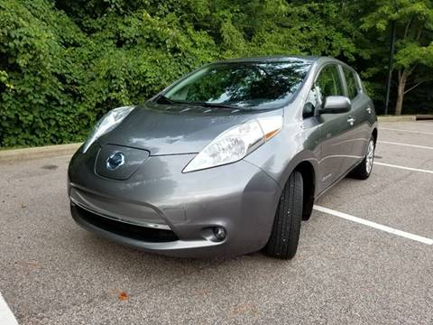 2015 Nissan LEAF for sale in Warrenton, NC