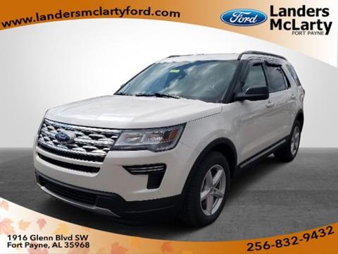 2019 Ford Explorer for sale in Fort Payne, AL