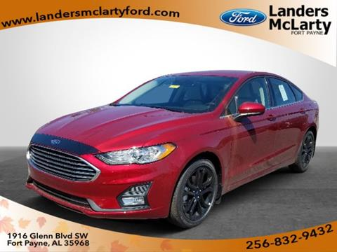 2019 Ford Fusion for sale in Fort Payne, AL