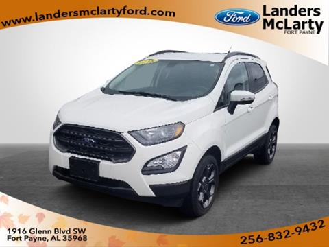2018 Ford EcoSport for sale in Fort Payne, AL