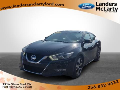 2018 Nissan Maxima for sale in Fort Payne, AL