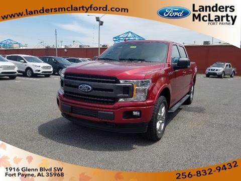 Landers Mclarty Ford >> Landers Mclarty Ford Of Fort Payne Fort Payne Al Inventory Listings