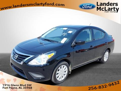 2019 Nissan Versa for sale in Fort Payne, AL