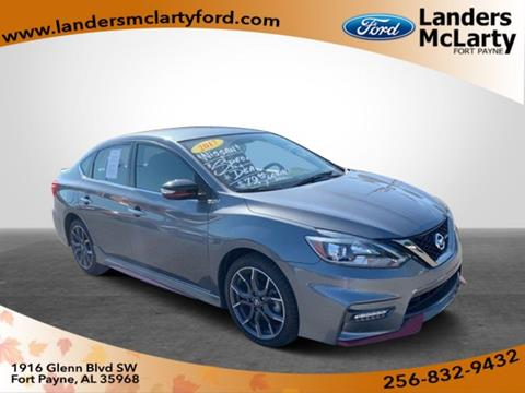 2017 Nissan Sentra for sale in Fort Payne, AL