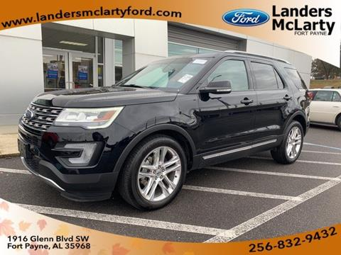 2016 Ford Explorer for sale in Fort Payne, AL