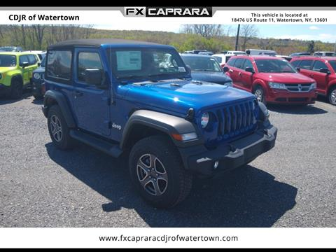2018 Jeep Wrangler for sale in Watertown, NY