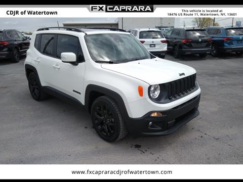 2018 Jeep Renegade for sale in Watertown, NY