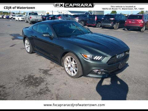 2015 Ford Mustang for sale in Watertown, NY