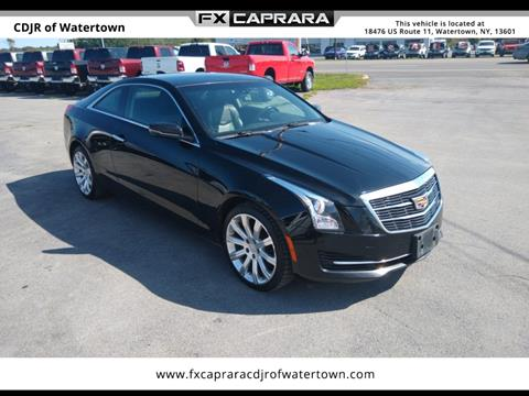 2015 Cadillac ATS for sale in Watertown, NY