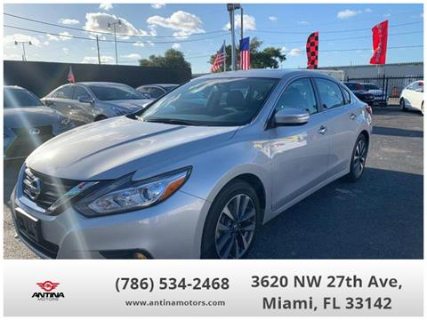 2017 Nissan Altima for sale in Miami, FL