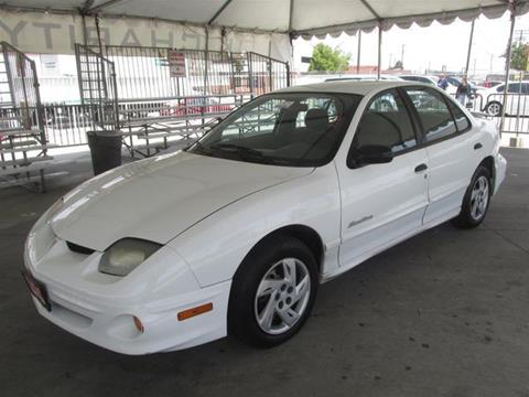 2001 Pontiac Sunfire for sale in Gardena, CA
