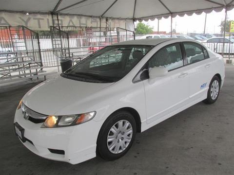 2010 Honda Civic for sale in Gardena, CA