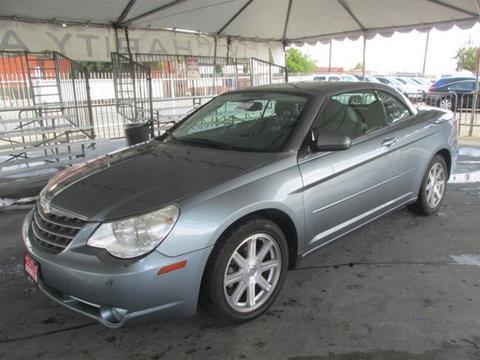 2008 Chrysler Sebring for sale in Gardena, CA
