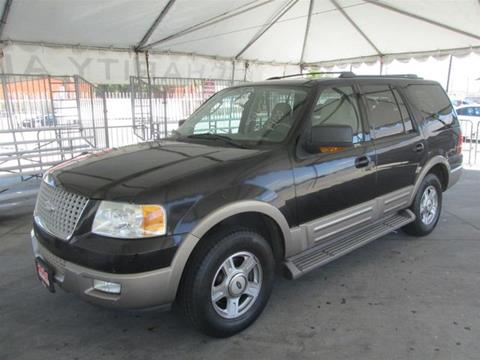 2003 Ford Expedition for sale in Gardena, CA