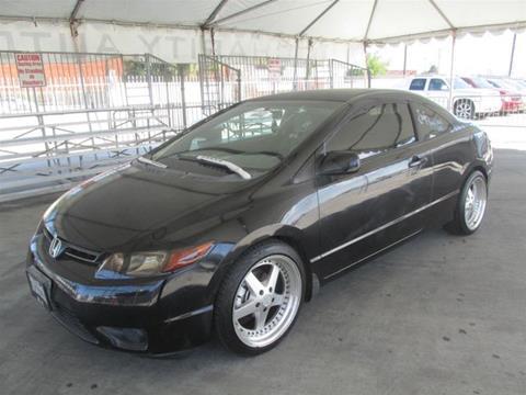 2007 Honda Civic for sale in Gardena, CA