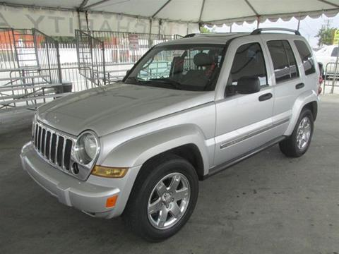 2005 Jeep Liberty for sale in Gardena, CA