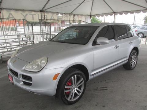 2005 Porsche Cayenne for sale in Gardena, CA