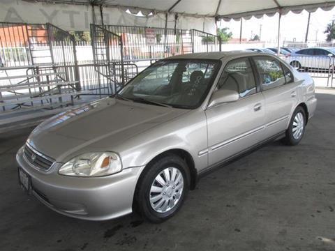 2000 Honda Civic for sale in Gardena, CA