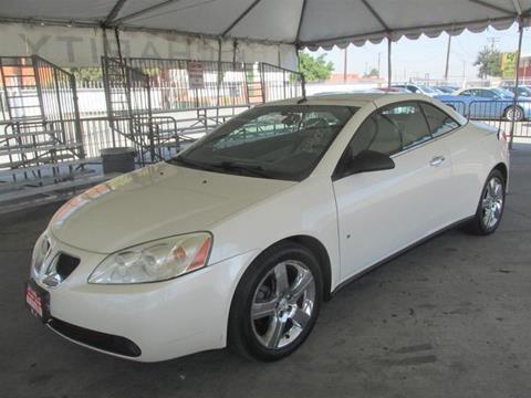 2009 Pontiac G6 for sale in Gardena, CA
