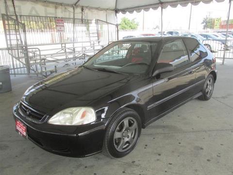 1999 Honda Civic for sale in Gardena, CA
