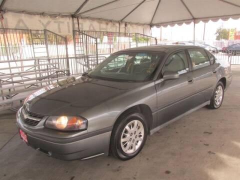 2005 Chevrolet Impala for sale in Gardena, CA