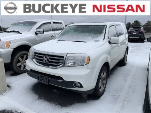 2013 Honda Pilot EX-L for sale at BUCKEYE NISSAN INC in Hilliard OH