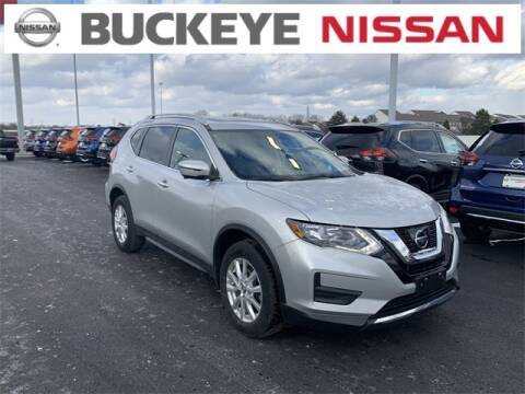 2017 Nissan Rogue for sale at BUCKEYE NISSAN INC in Hilliard OH