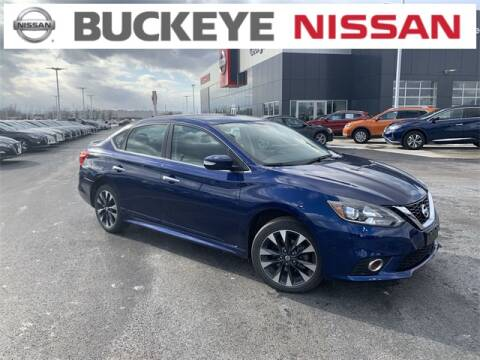 2017 Nissan Sentra SR for sale at BUCKEYE NISSAN INC in Hilliard OH