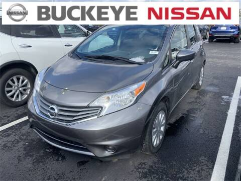2016 Nissan Versa Note SV for sale at BUCKEYE NISSAN INC in Hilliard OH