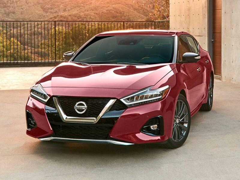 2020 Nissan Maxima 3.5 SR