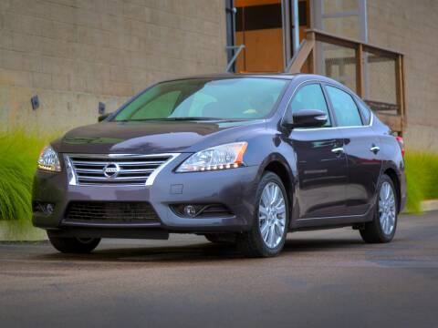 2013 Nissan Sentra SV for sale at Georgesville Nissan in Columbus OH