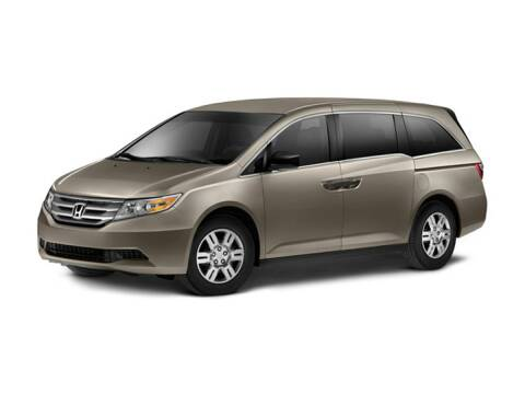 2012 Honda Odyssey LX for sale at Georgesville Nissan in Columbus OH