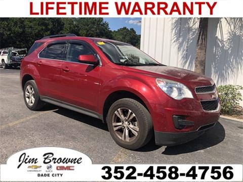 2014 Chevrolet Equinox for sale in Dade City, FL