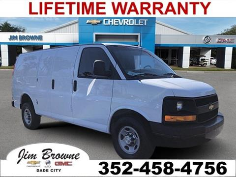 2017 Chevrolet Express Cargo for sale in Dade City, FL
